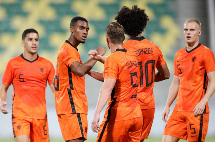 Holanda Sub21 bate Chipre por 7 a 0 e garante vaga na próxima Eurocopa da categoria