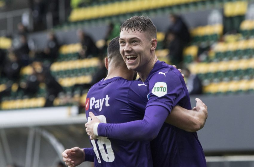 Jørgen Strand Larsen marca duas vezes e FC Groningen bate Fortuna Sittard fora de casa