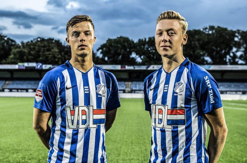 FC Eindhoven anuncia dupla do K Beerschot VA