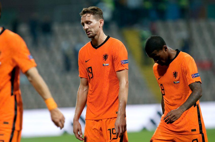 """Luuk de Jong: """"Deveríamos ter vencido a Bósnia"""""""