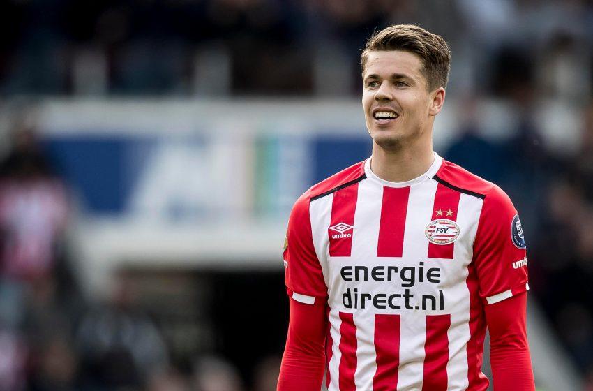 Marco van Ginkel volta ao PSV