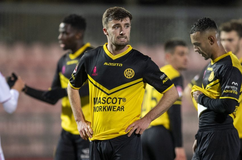 Roda JC empresta Mart Remans ao TOP Oss