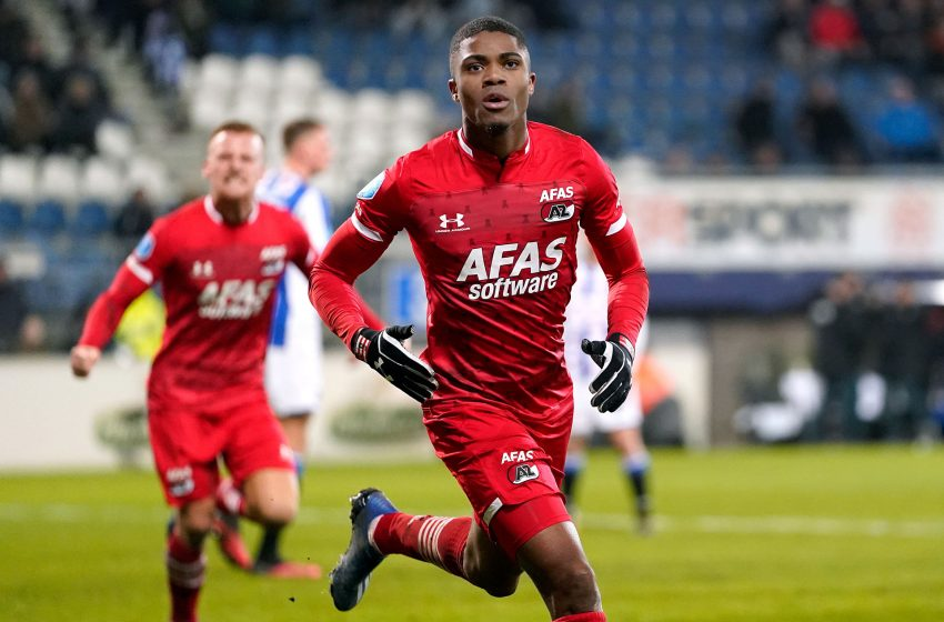 Investidores do Feyenoord podem tentar tirar trio do AZ Alkmaar