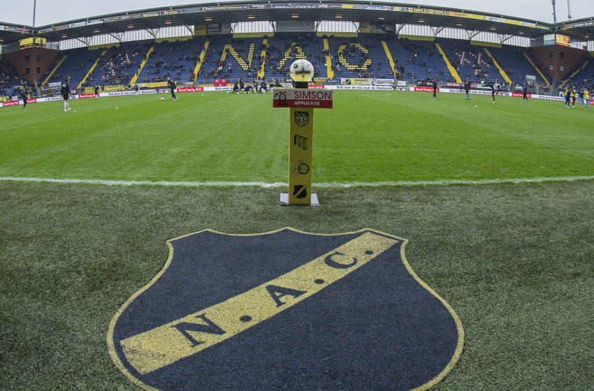 Jogo entre De Graafschap e NAC Breda é adiado