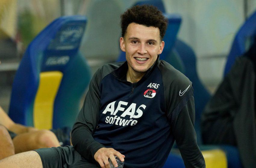 Oussama Idrissi perto de deixar o AZ Alkmaar e assinar com o Sevilla FC