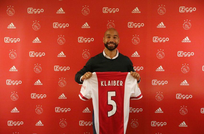 Sean Klaiber tenta se explicar em apresentação no Ajax