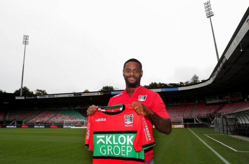 NEC Nijmegen anuncia contratação de Terell Ondaan