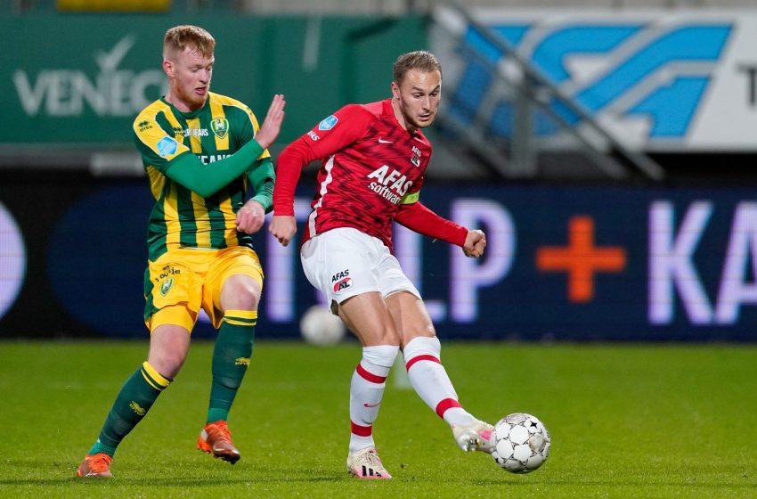 AZ Alkmaar empata pela quinta vez seguida na Eredivisie