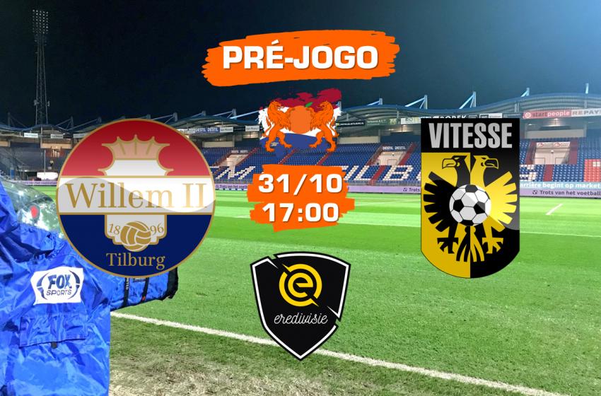 Willem II v Vitesse: Tudo que você precisa saber para acompanhar a partida