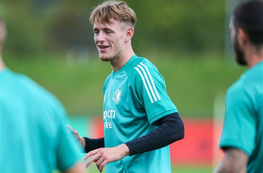 Feyenoord empresta Wouter Burger ao Sparta Rotterdam