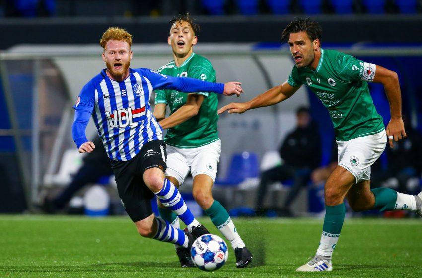 FC Eindhoven e Excelsior ficam no empate em 1 a 1