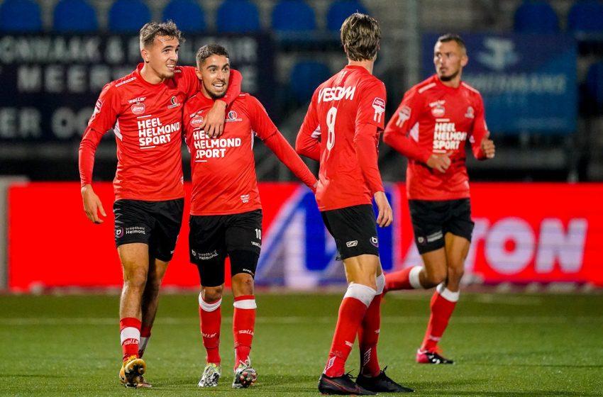 Helmond Sport bate FC Den Bosch fora de casa por 2 a 1