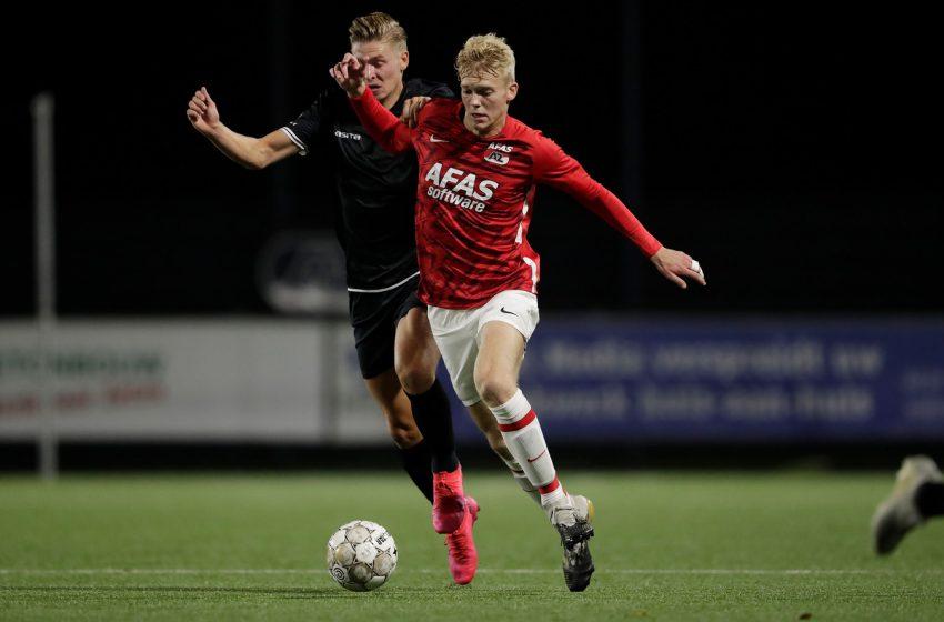 Jong AZ Alkmaar deixa escapar vitória diante do MVV Maastricht