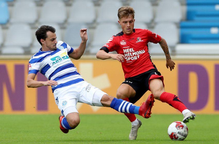 O jogo entre Helmond Sport e De Graafschap é adiado