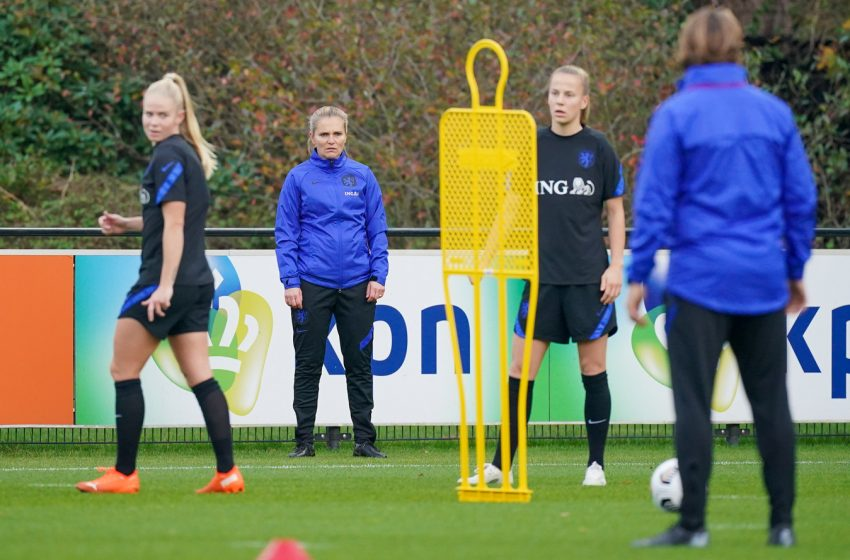 Sem festa para as Leoas em caso de classificação para Eurocopa antecipada diante da Estônia