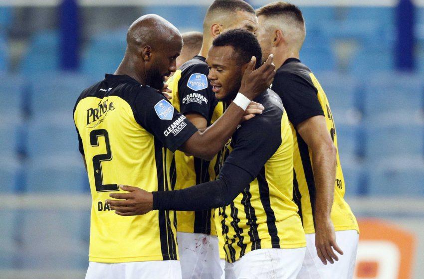 Após perder para o Ajax em Amsterdã, Vitesse bate em casa o Heracles