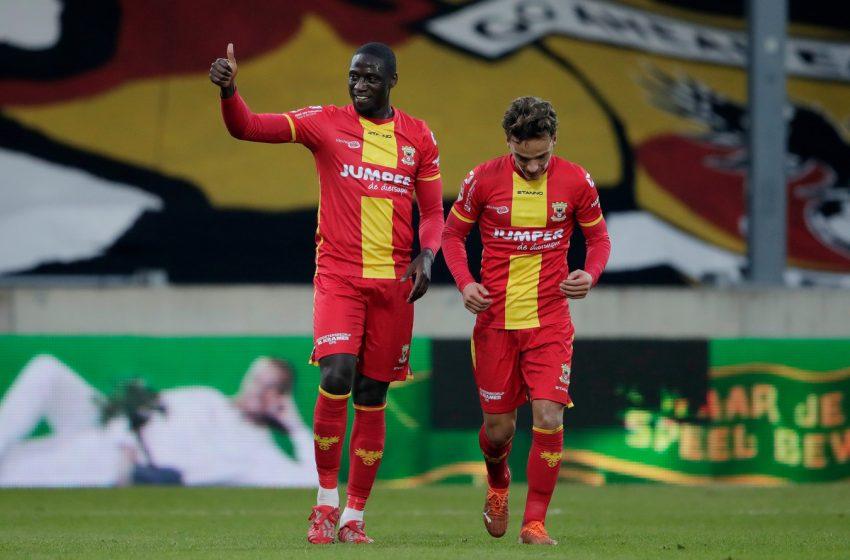 Go Ahead Eagles vence FC Eindhoven por 3 a 0 e com gol de Jacob Mulenga
