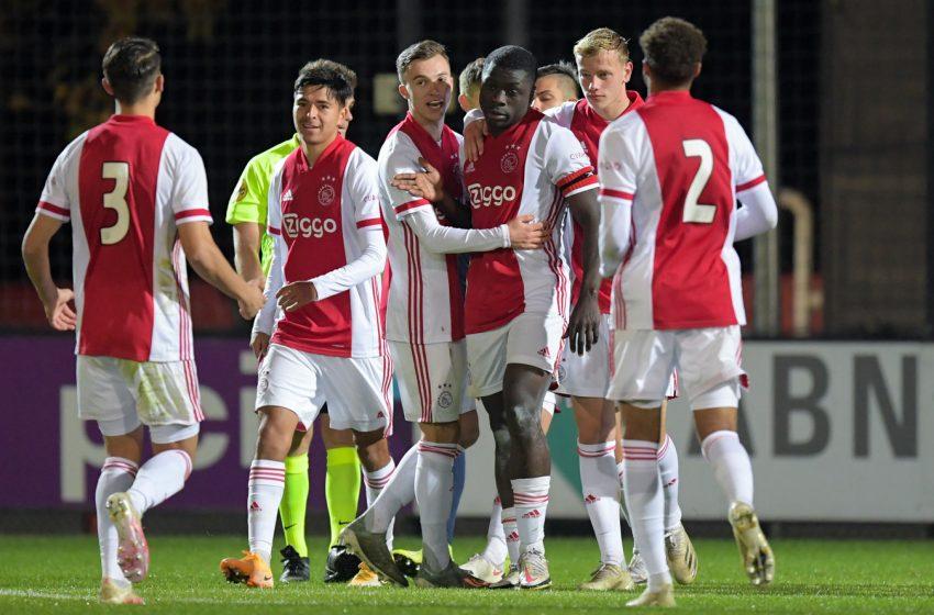 De virada, Jong Ajax bate Jong AZ Alkmaar e volta a vencer na segundona holandesa