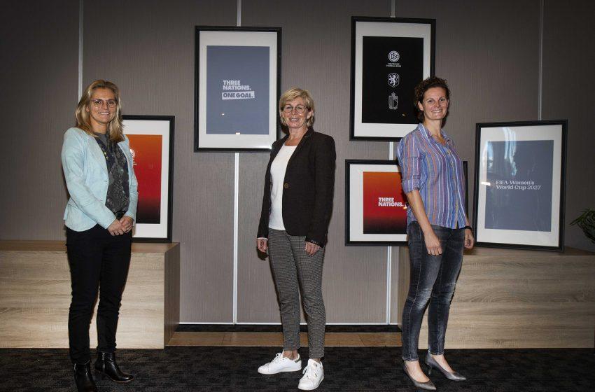 Holanda, Bélgica e Alemanha querem sediar conjuntamente a Copa do Mundo Feminina de 2027