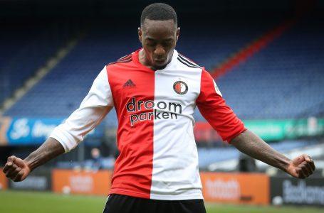 Feyenoord terá novo patrocinador para os jogos na Liga Europa