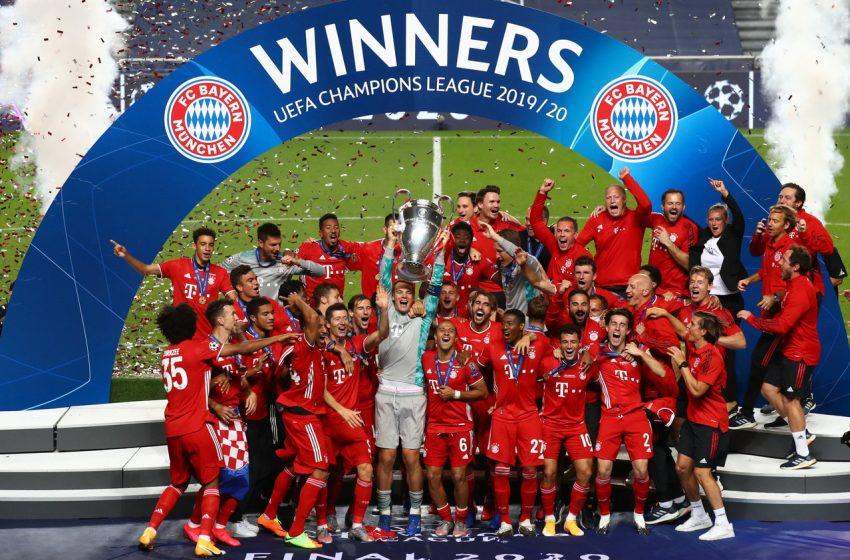 A UEFA reduz drasticamente as premiações da Liga dos Campeões e Liga Europa devido ao COVID-19