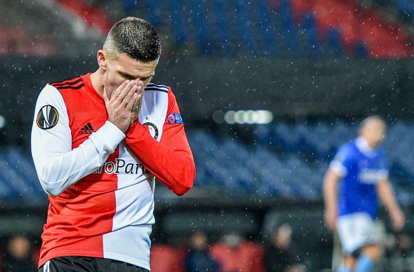 DEU ZEBRA! Feyenoord perde em casa para Wolfsberger AC da Áustria com dois erros decisivos da arbitragem