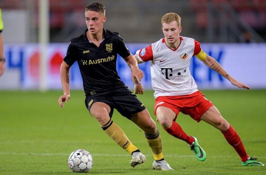 Em jogo bem disputado, FC Utrecht e SC Heerenveen ficam no empate