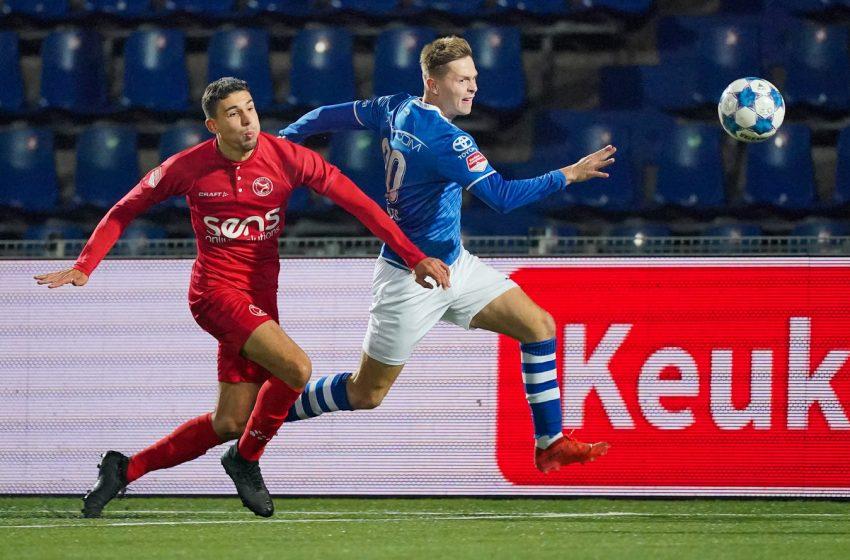 Em jogo adiado da sexta rodada, FC Den Bosch e Almere City FC ficam no empate em 1 a 1
