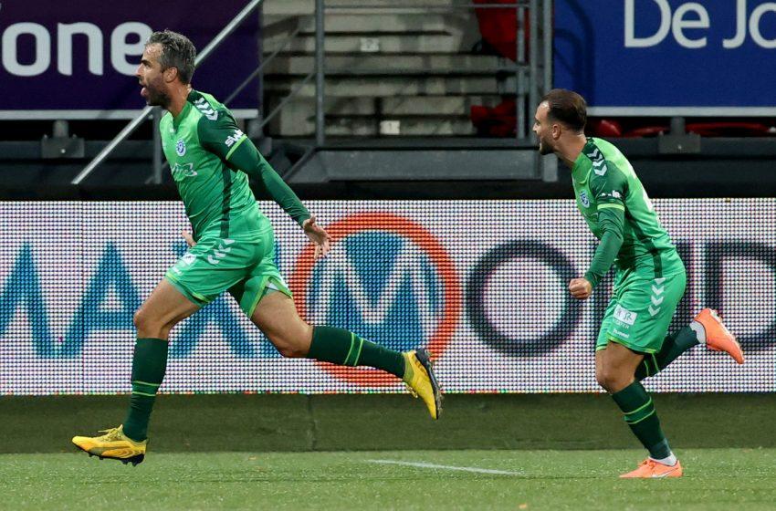 De Graafschap bate o Excelsior em Roterdã por 2 a 1