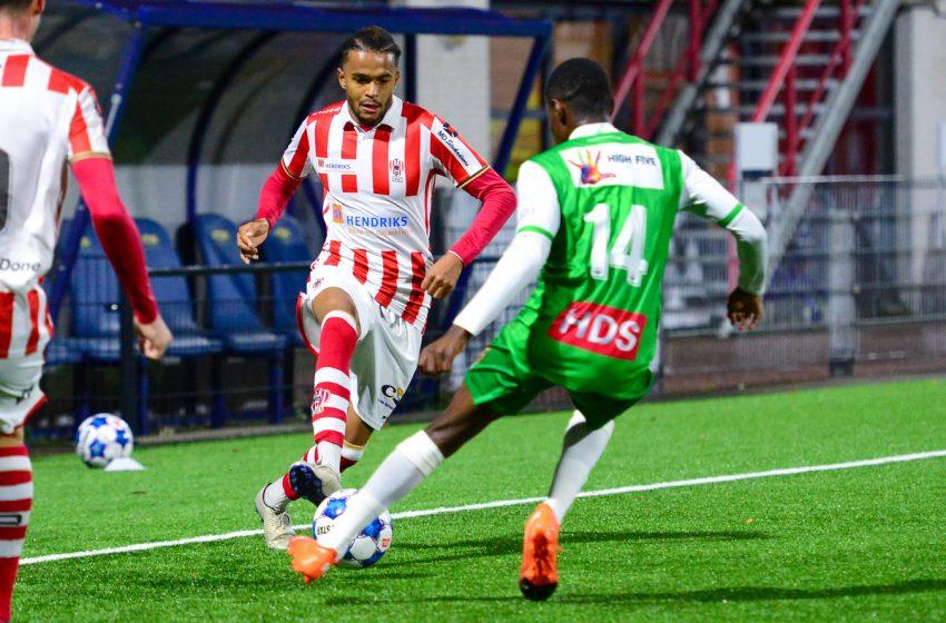 TOP Oss vence FC Dordrecht e conhece a primeira vitória na temporada