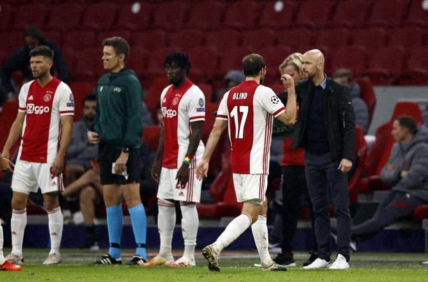 """Erik ten Hag: """"Levamos o Liverpool a beira do colapso"""""""