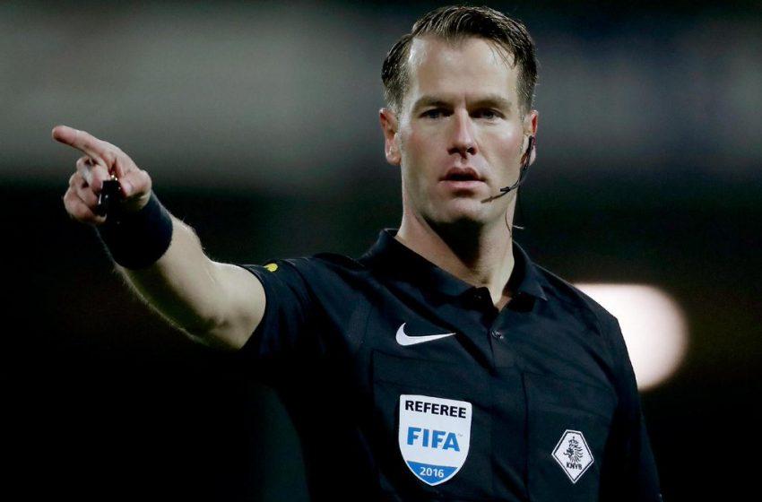 Danny Makkelie apitará RB Salzburg e Bayern de Munique pela Champions League