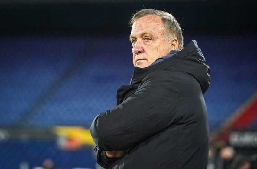 Dick Advocaat fala sobre o retorno dos torcedores ao estádio e o que esperar do Vitesse no domingo
