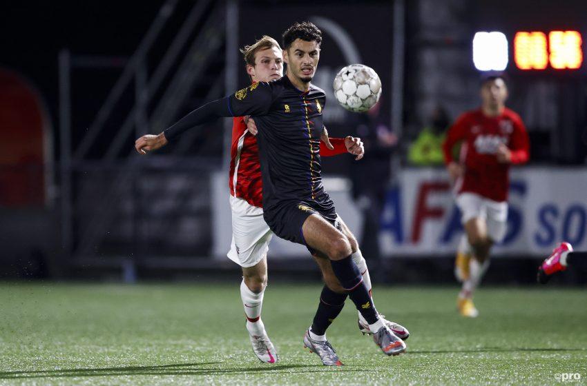 Jong AZ Alkmaar e SC Telstar empatam em 1 a 1