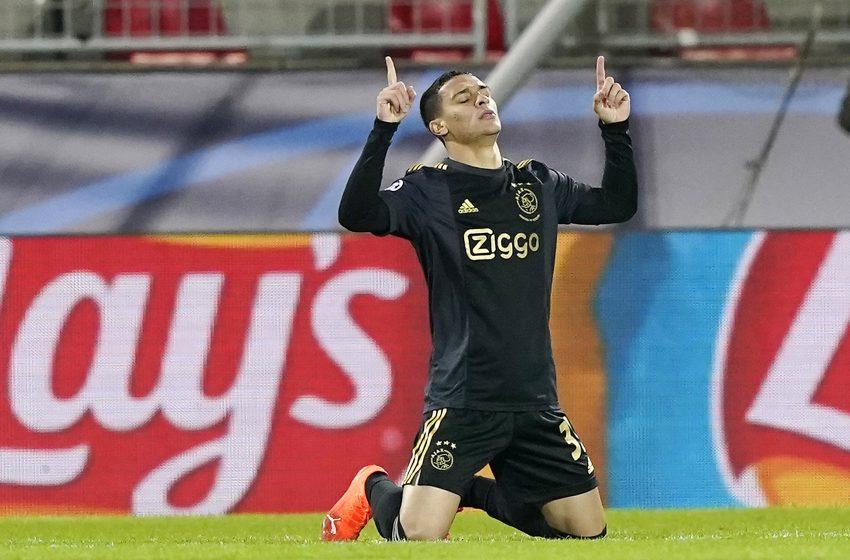 UFA! Ajax vence FC Midtjylland por 2 a 1 e finaliza a terceira rodada no G2