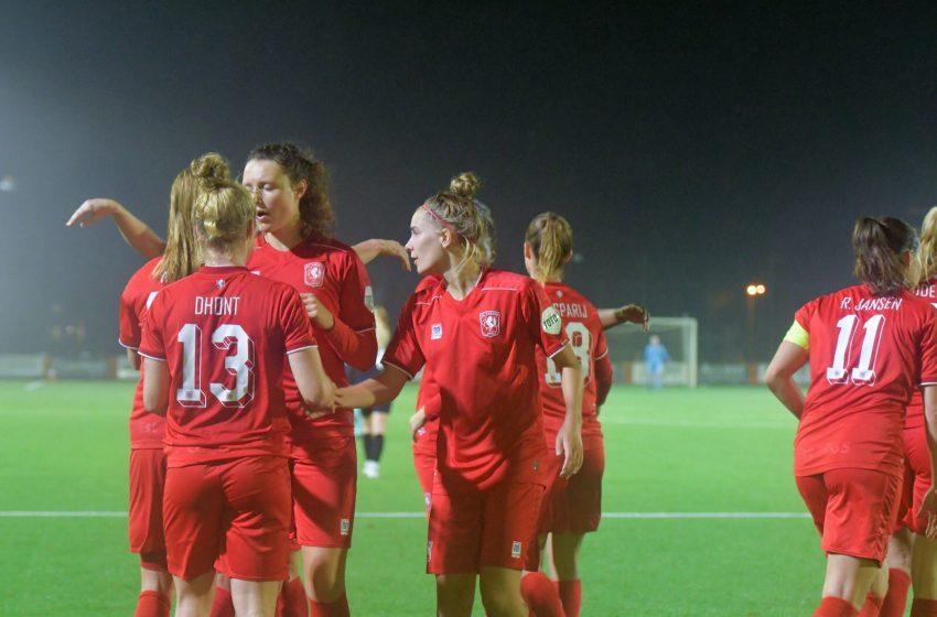 FC Twente bate SC Heerenveen e entra no G4 da Eredivisie Feminina