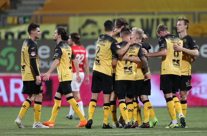 Roda JC vence em casa o MVV Maastricht por 2 a 0