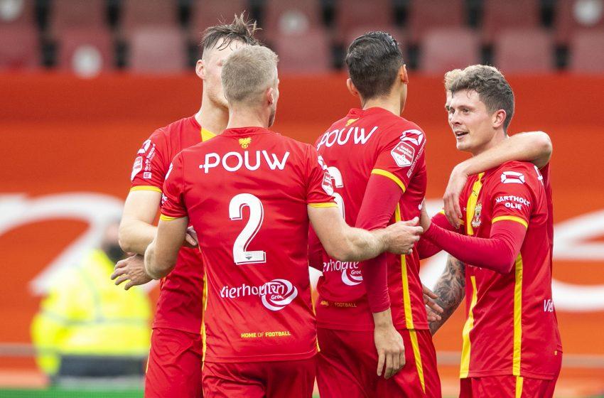 Go Ahead Eagles volta a vencer o FC Den Bosch em Deventer após oito anos