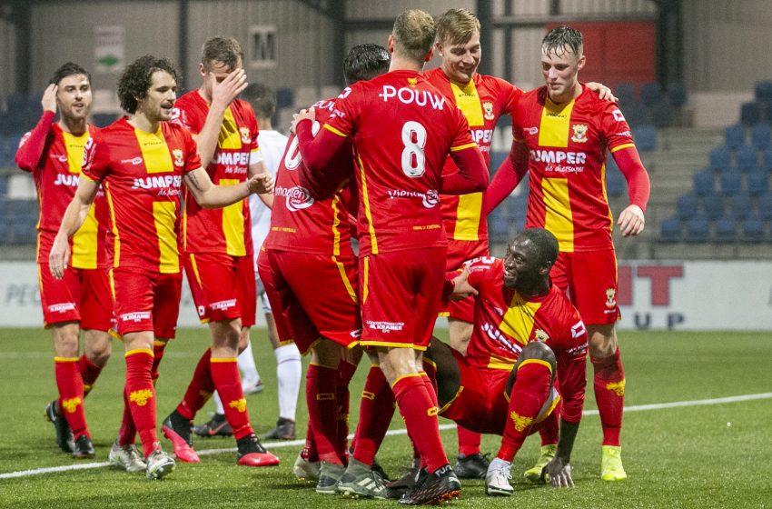 Jacob Mulenga marca duas vezes e Go Ahead Eagles bate SC Telstar de virada por 2 a 1