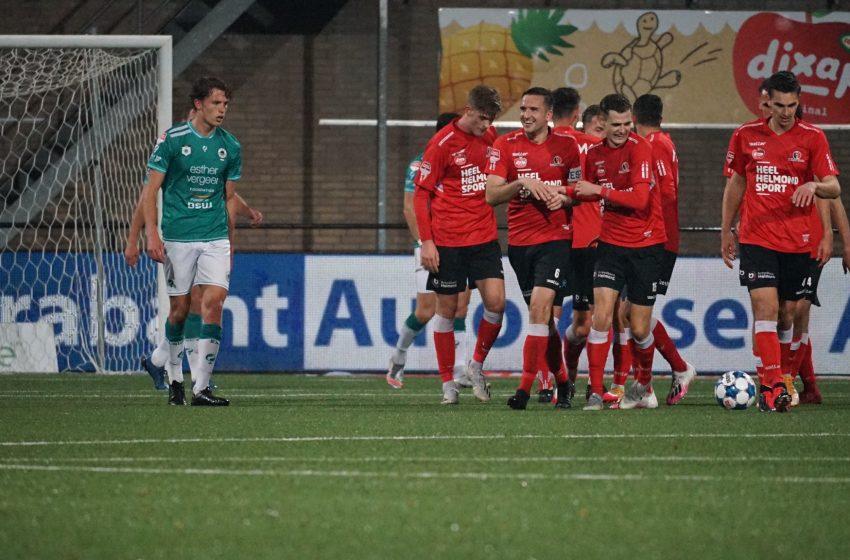 Helmond Sport surpreende Excelsior e bate a equipe de Roterdã por 2 a 1