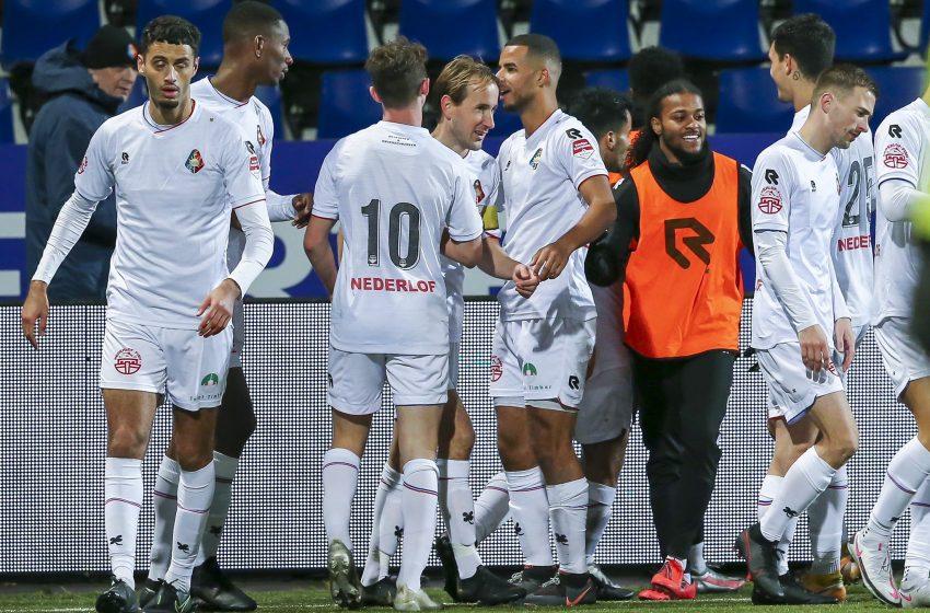 SC Telstar bate FC Dordrecht por 2 a 0