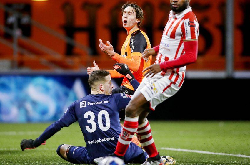 FC Volendam tropeça em casa diante do TOP Oss