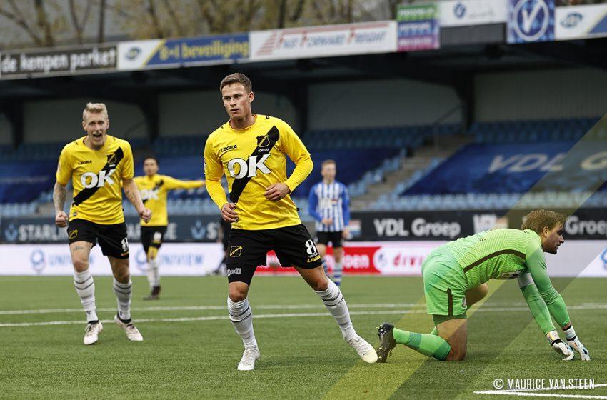 NAC Breda vence FC Eindhoven e derruba tabu de 63 anos