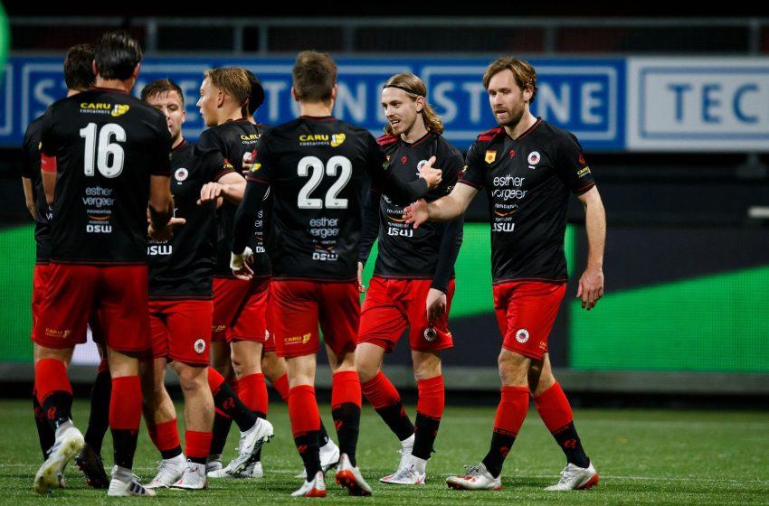 Excelsior não toma conhecimento e vence Jong AZ Alkmaar por 4 a 1
