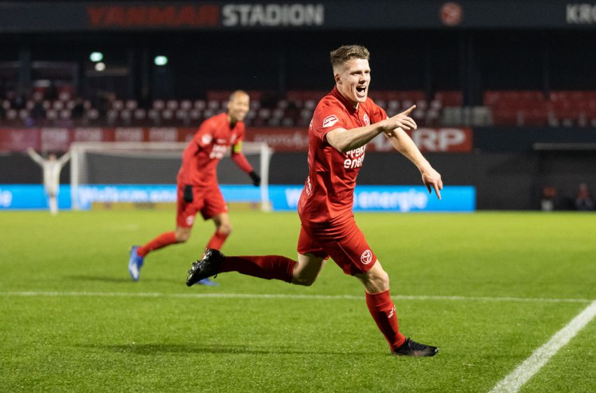 Almere City FC volta a liderança da segunda divisão após vitória diante do Go Ahead Eagles