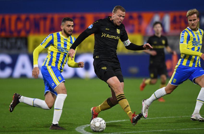 SC Heerenveen tropeça fora de casa e empata com o RKC Waalwijk