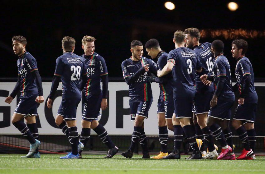 NEC não teve problemas para vencer o Jong AZ Alkmaar por 3 a 0