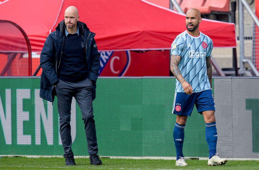 Erik ten Hag gostou da atuação do Ajax na vitória diante do FC Utrecht