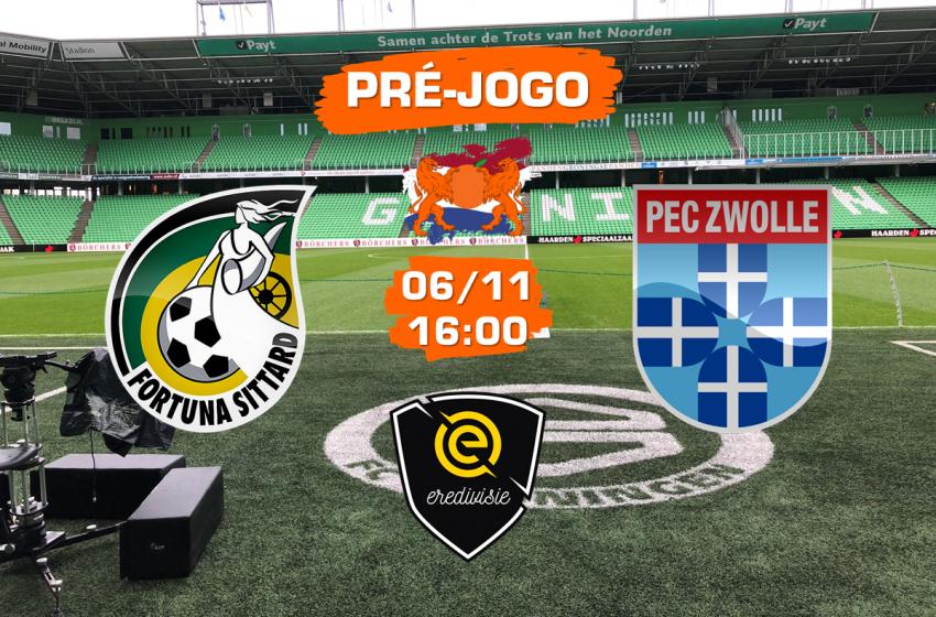 Fortuna Sittard v PEC Zwolle: tudo que você precisa saber para acompanhar a partida
