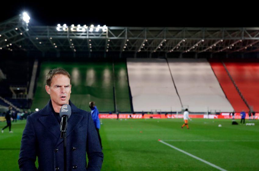 Frank de Boer convoca 25 jogadores para jogos contra Espanha, Bósnia e Polônia